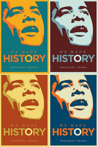 """We made history"""