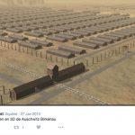 Un modèle en 3D d'Auschwitz pour mieux juger les criminels nazis