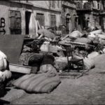Ces photos témoignent de la création d'un ghetto juif en Pologne, en 1940